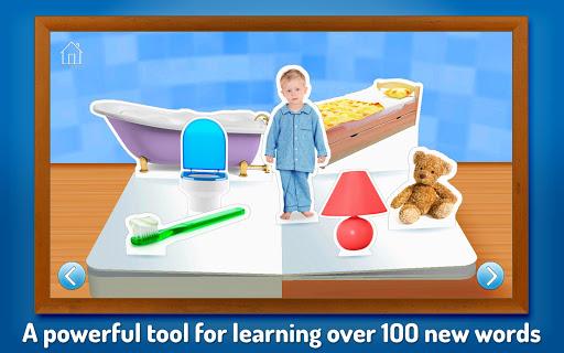 【免費教育App】Touch Look Listen- First Words-APP點子