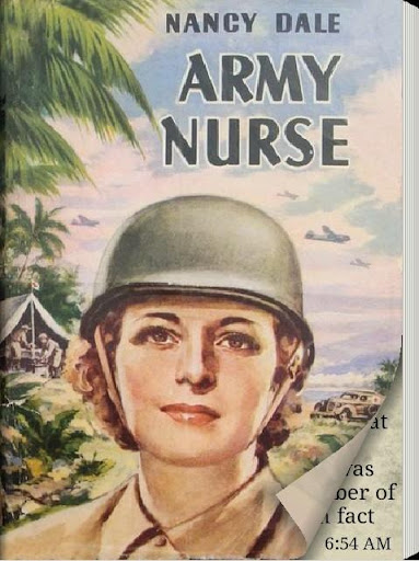 Nancy Dale Army Nurse