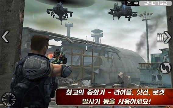 Frontline Commando apk screenshot