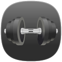 Barbell Gym Tracker icon