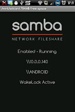 [SOFT/TUTO] SAMBA FILESHARING : Accéder à la carte mémoire de votre phone sans câble [Gratuit] KaM3c4yrXPr2lC14Zr0XQINhOzYMKQz-JZBKm_l7N4ayF-XTbX3OMbX32vCzrqXAWiI=h230