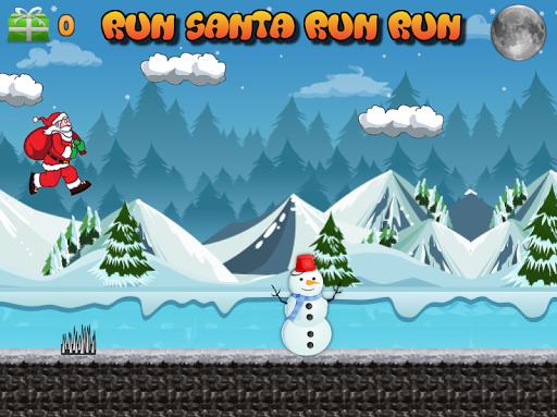 Run Santa run run