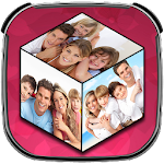 Family Photo Cube LWP