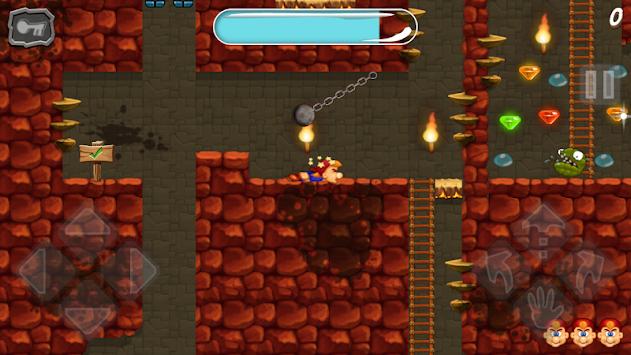 Marv The Miner 3: The Way Back apk screenshot