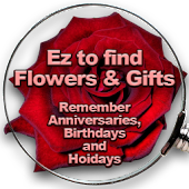 Flowers and Gifts Search