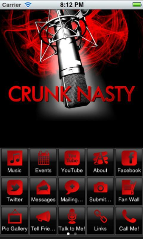 CRUNK NASTY- screenshot
