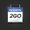 MyEvents2Go™ icon