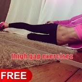 thigh gap exercises