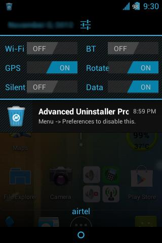 Advanced Uninstaller Pro - screenshot