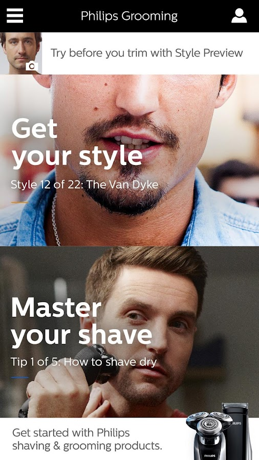 Grooming: Shaving & Styling- screenshot