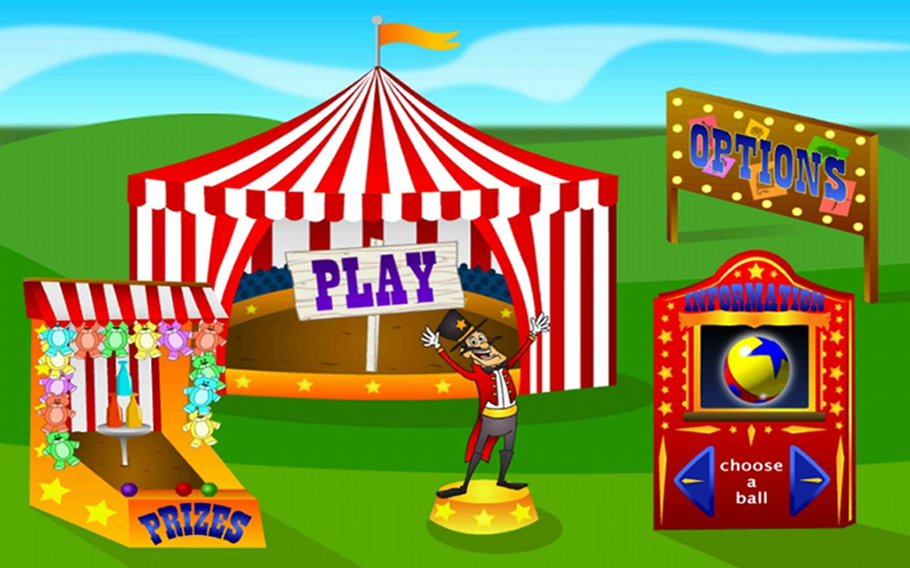 Clown Ball - screenshot