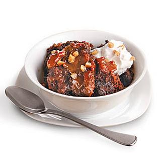 Chocolate-Butterscotch Lava Cake