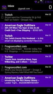 Purple Haze CM10.1 Theme - screenshot thumbnail