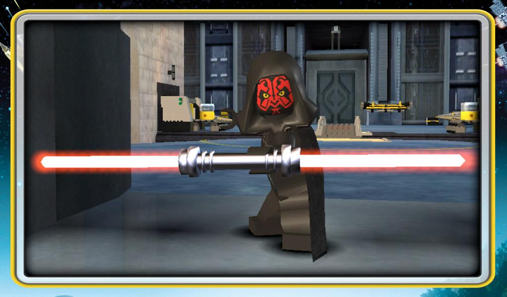 LEGO® Star Wars™:  TCS- screenshot