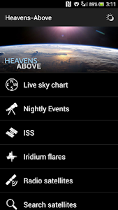 Heavens-Above Pro 1.54 (Paid)