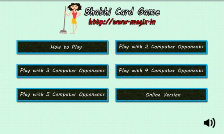 Bhabhi - The Card Game - screenshot