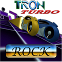 TRON LIGHTCYCLE ROCK RACE GAME icon