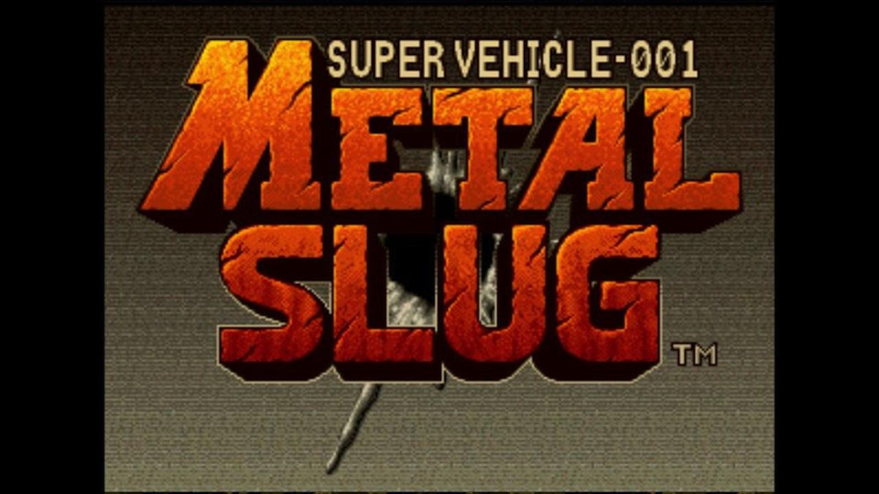 METAL SLUG: captura de tela