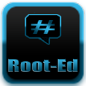 Root-Ed Shoutbox logo