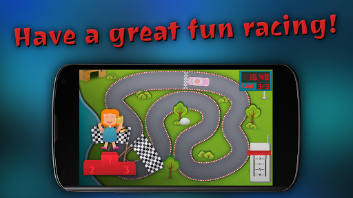 Curious Kid Toy Car Game