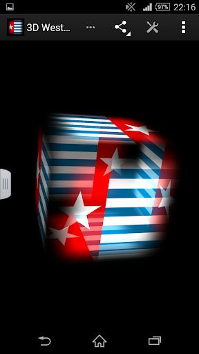 3D West Papua Live Wallpaper
