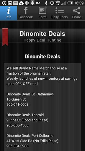 Dinomite Deals