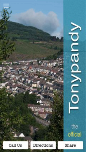 Tonypandy - the official app