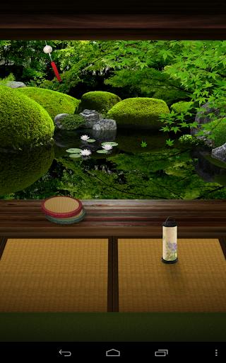 Zen Garden -Summer- 라이브배경화면