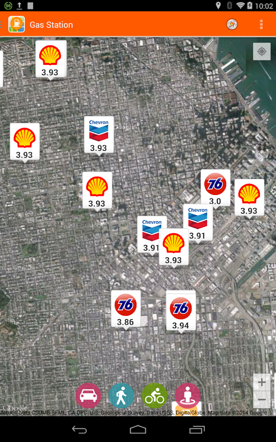 Find Nearest Gas Station >> Find Cheap Gas Prices Near Me - Android Apps on Google Play
