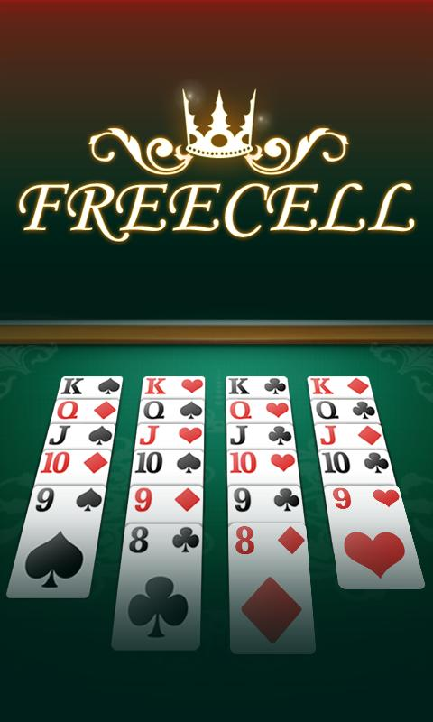 FreeCell- screenshot