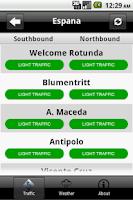 Screenshot of Metro Traffic Live!