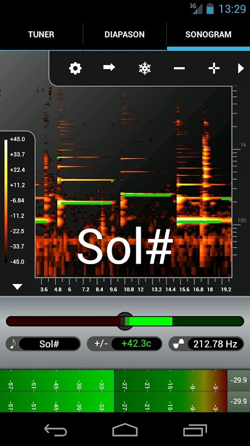 n-Track Tuner - screenshot