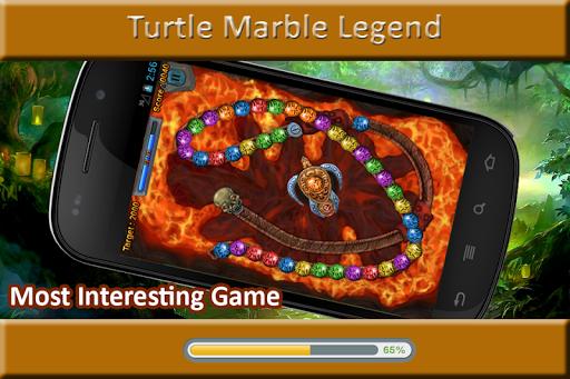 Turtle Marble Legend