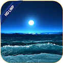 Ocean Wave Tides LWP icon