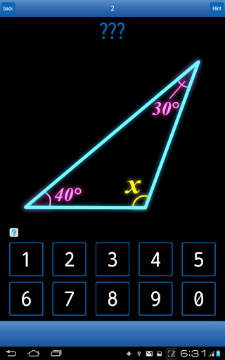 Find Angles! - Math questions 2.71.1 Windows u7528 6