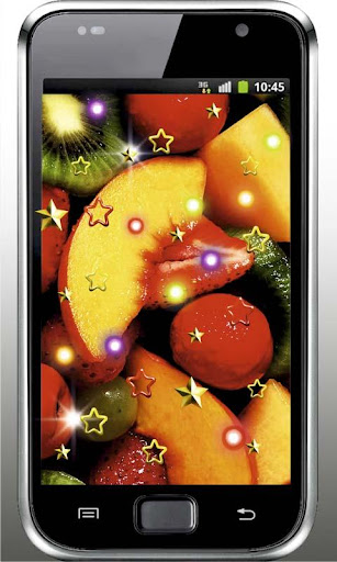 Fruits Exotic live wallpaper