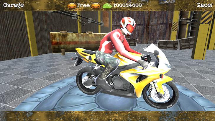 Drag Racing Street Bike Racer- screenshot thumbnail