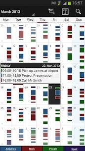 Business Calendar Pro 1
