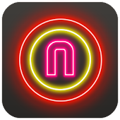 Neon Theme - Icon pack, HD