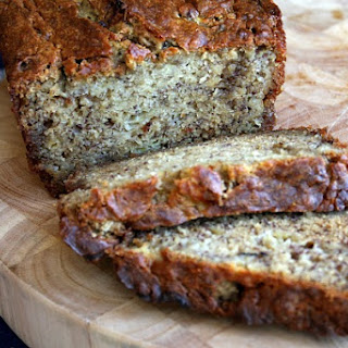 In- Your- Face Banana Bread