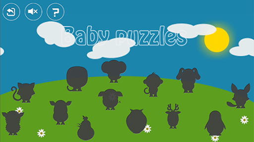 Cucurucu Baby Puzzles