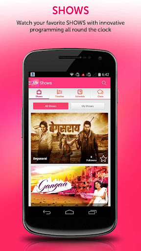 TV AND TV Official App