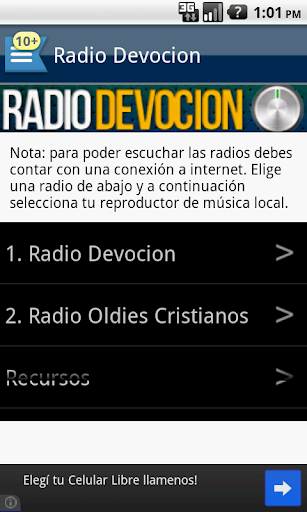 Devoción Radio Cristiana