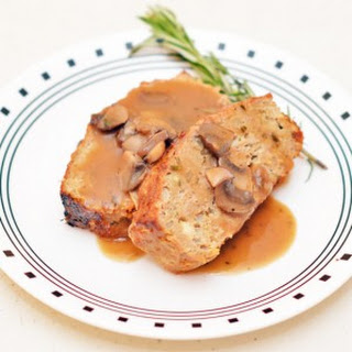 Garlic-Herb Turkey Meatloaf