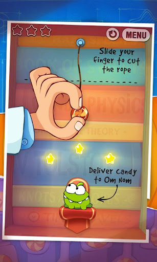 Cut the Rope: Experiments FREE  screenshots EasyGameCheats.pro 5