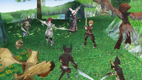 RPG IRUNA Online MMORPG 4.2.7E 7