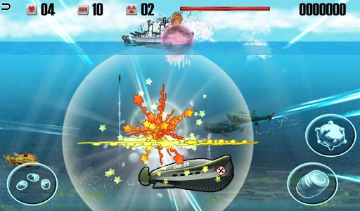 戰艦與潛艇