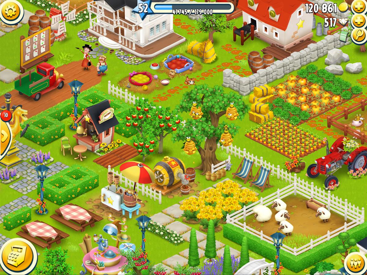 Скачать чит для hay day для андроид