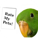 Rate My Pets logo