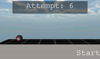 Screenshot of The Impossible Game 3D